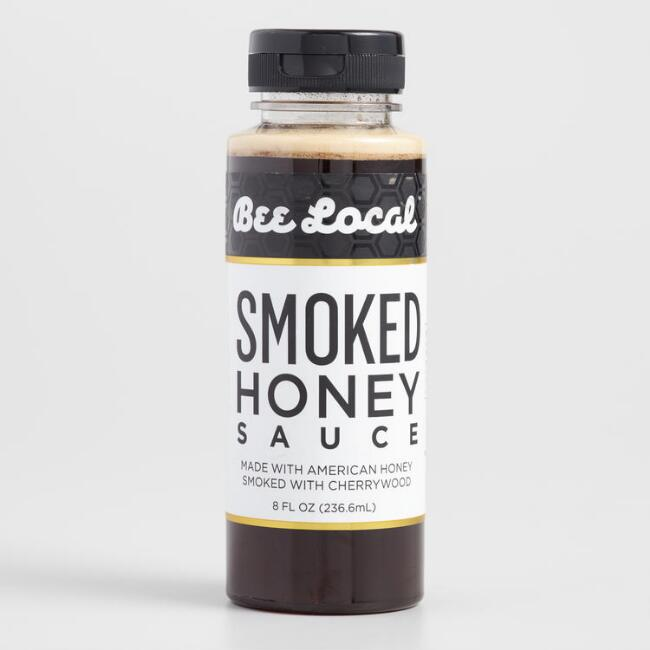 Bee Local Smoked Honey