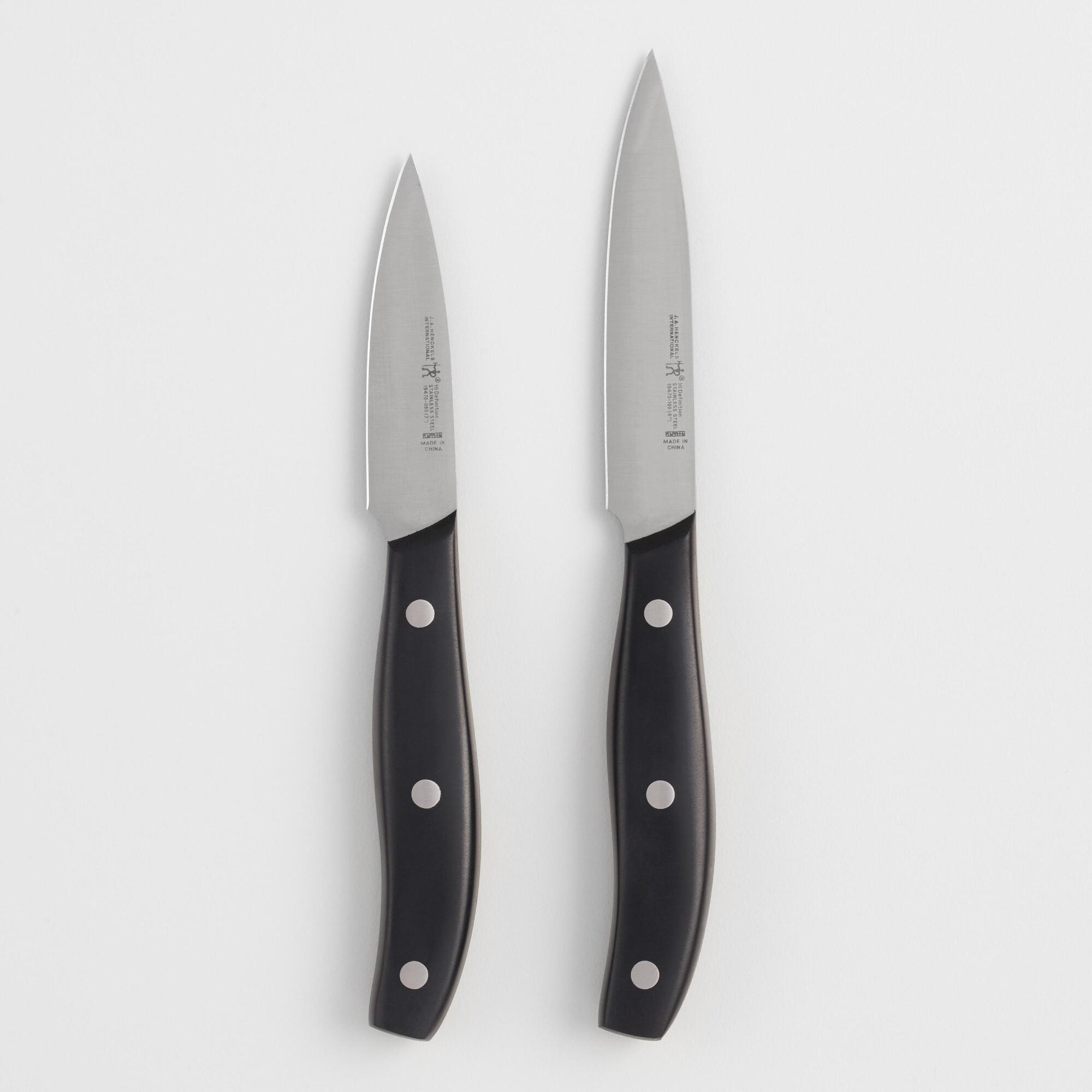 J.A. Henckels Definition Paring Knives 2 Piece Set by World Market