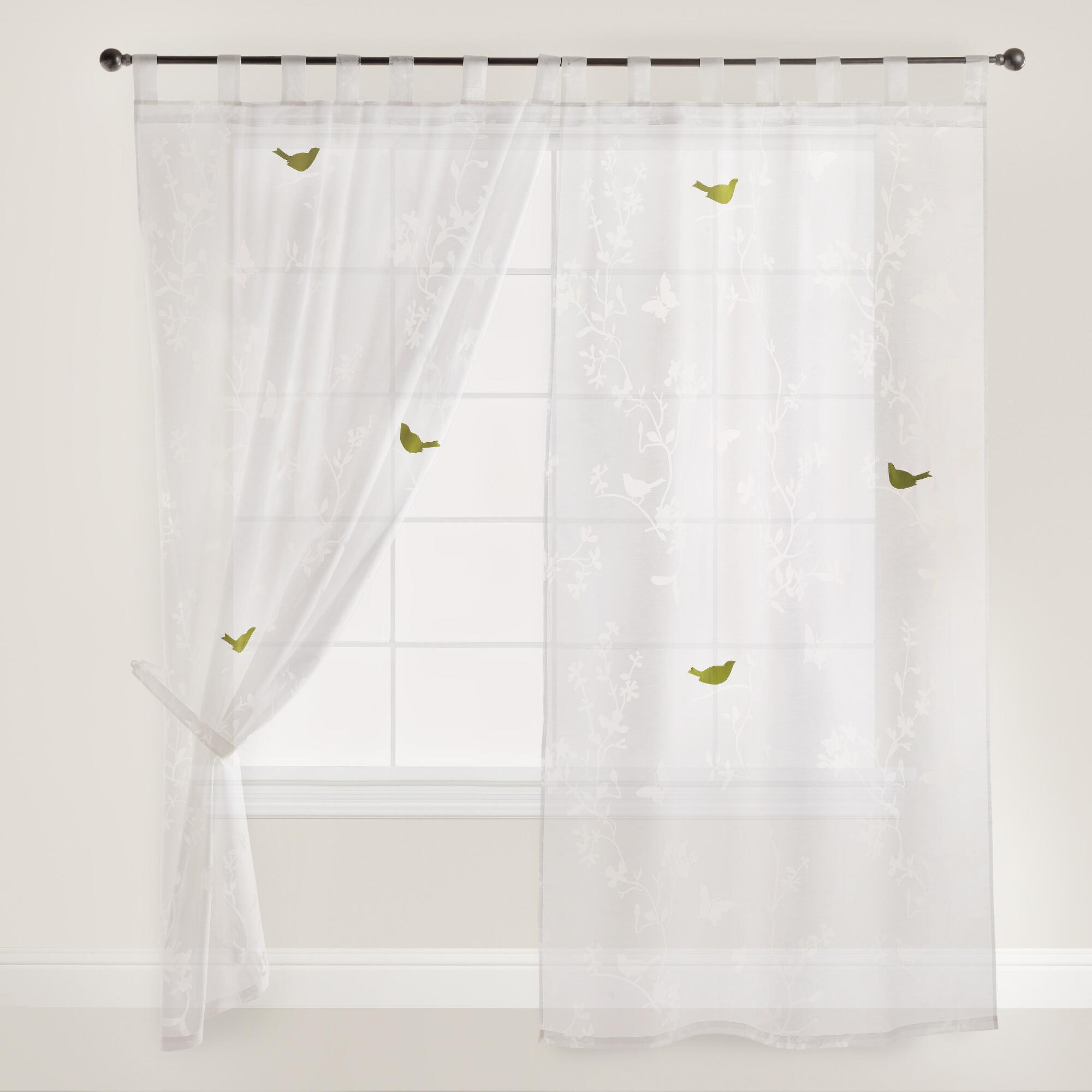 and bird breakfast with birds for curtain colored curtains appealing style ikea kitchen everything room