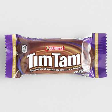 Arnott's Tim Tam Original Chocolate Cookies Snack Size