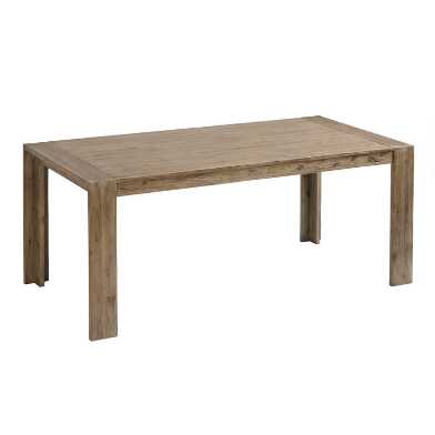 Natural Wood Finn Dining Table
