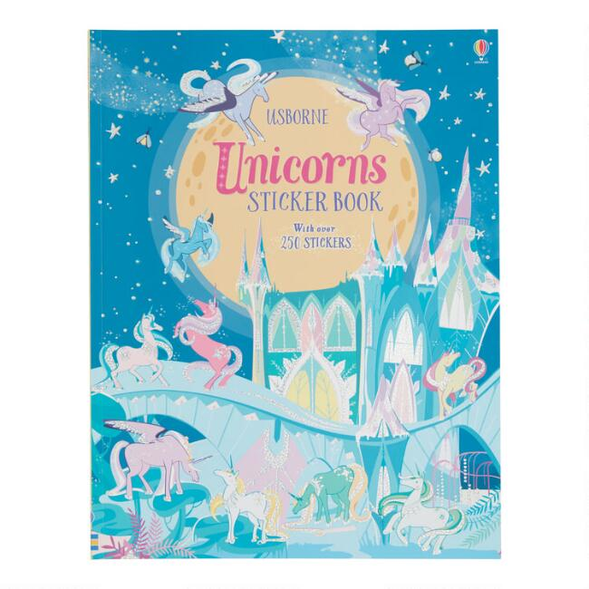Unicorns Sticker Activity Book