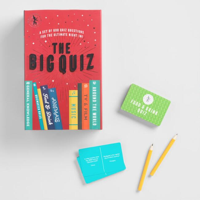 Professor Puzzle The Big Quiz Game