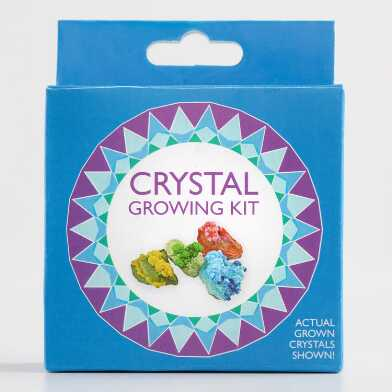 Mini Crystal Growing Science Kit