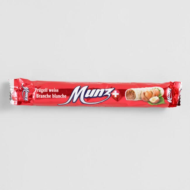 Munz Praline White Chocolate Bar