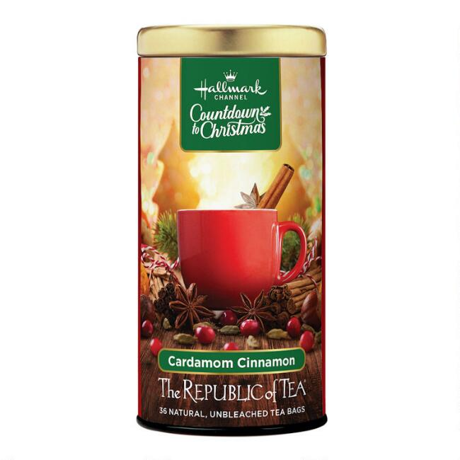 The Republic of Tea Hallmark Channel Christmas Tea