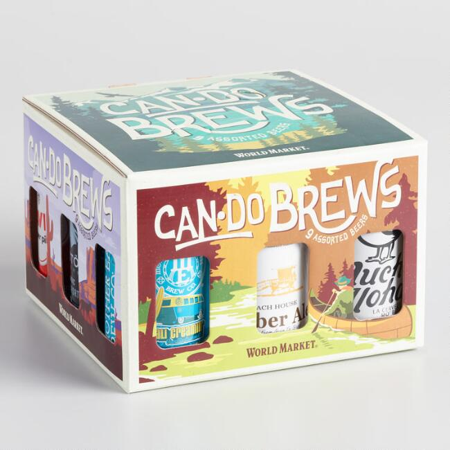 Can Do Brews 9 Pack
