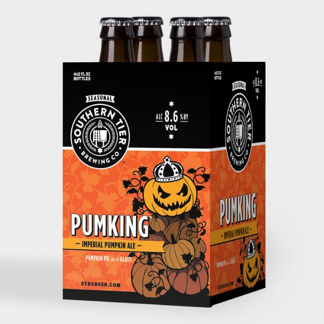 Southern Tier Brewing Company Seasonal Imperial 4 Pack