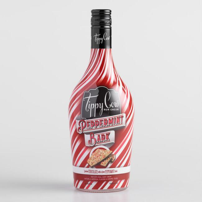Tippy Cow Peppermint Rum Cream Liqueur