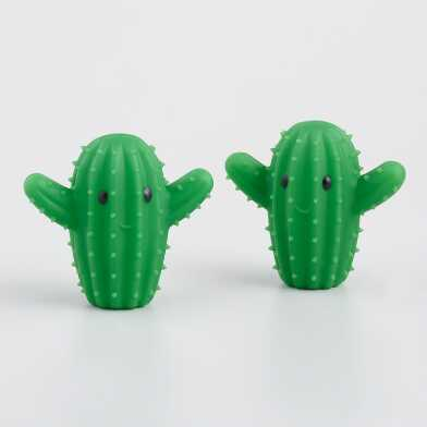 Kikkerland Cactus Buddy Dryer Balls 2 Pack
