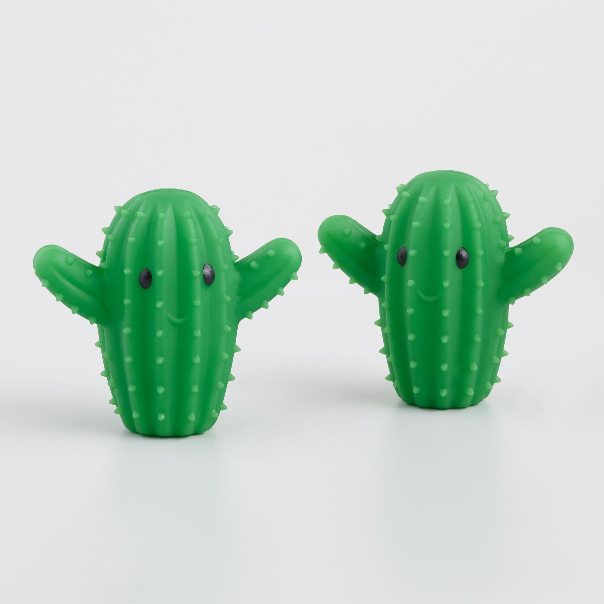 Kikkerland Cactus Buddy Dryer Balls 2 Pack by World Market