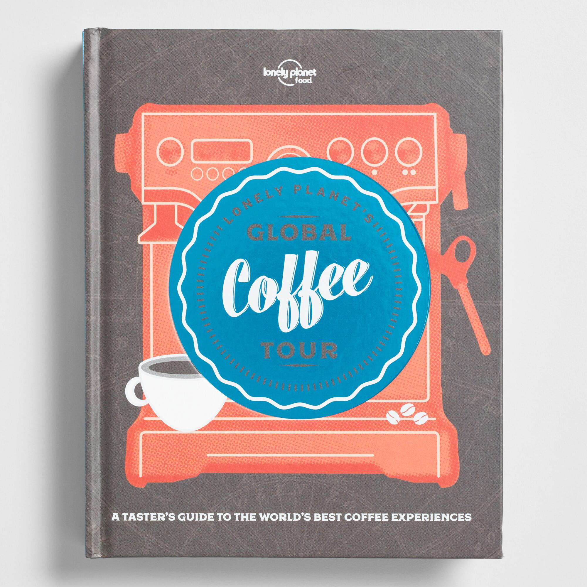 Global Coffee Travel Book by World Market
