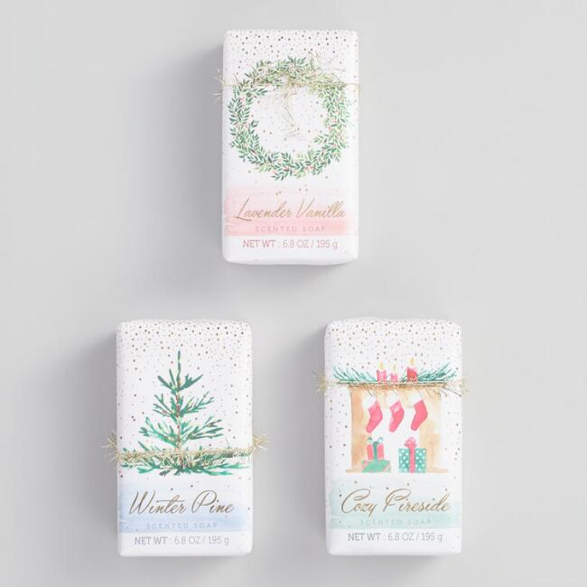 Castelbel Tinsel Bar Soap Collection