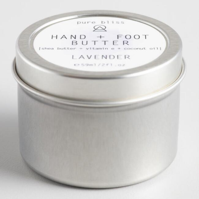 Pure Bliss Lavender Hand & Foot Butter