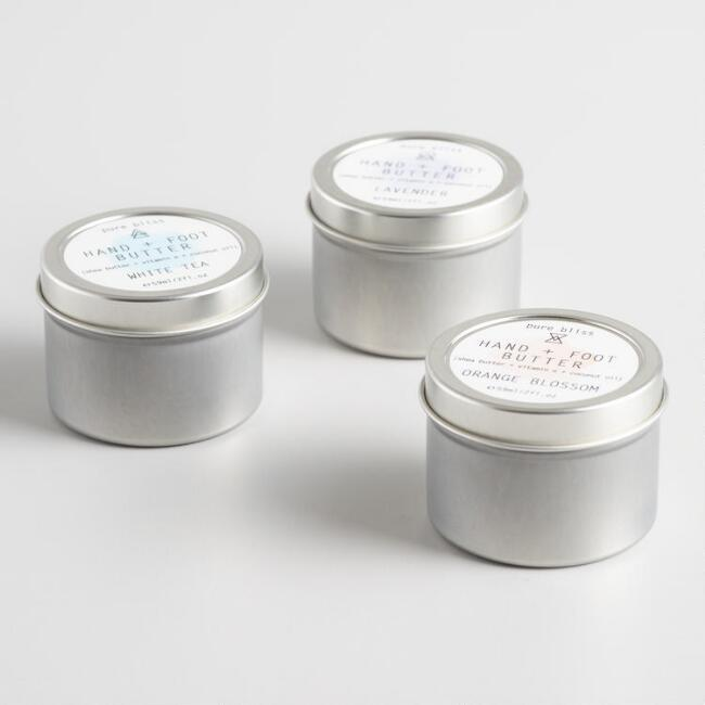 Pure Bliss Hand & Foot Butter Collection