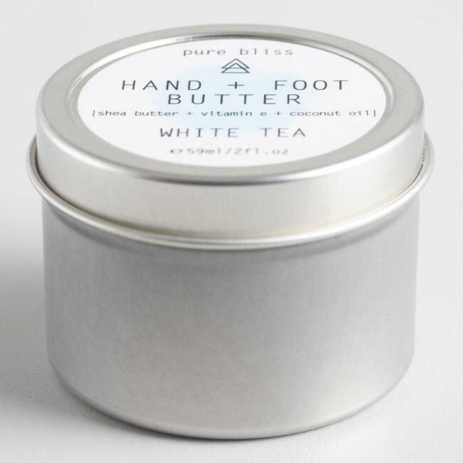 Pure Bliss White Tea Hand & Foot Butter