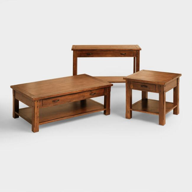 Madera Furniture Collection