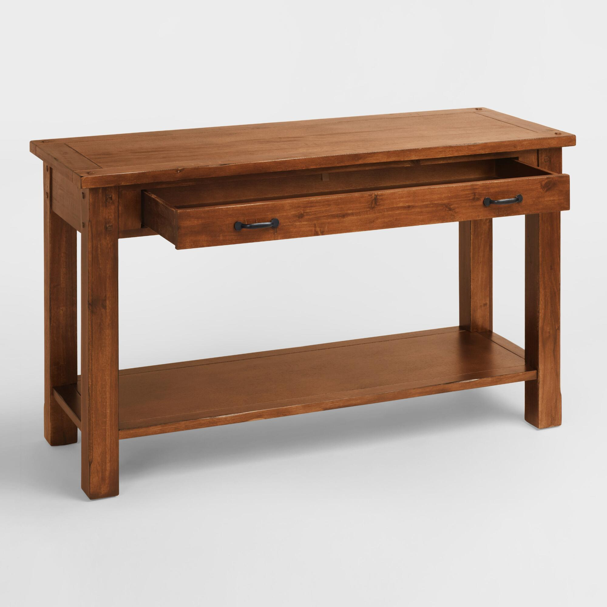 Cost Plus Industrial Coffee Table: Cost Plus Sourav Coffee Table