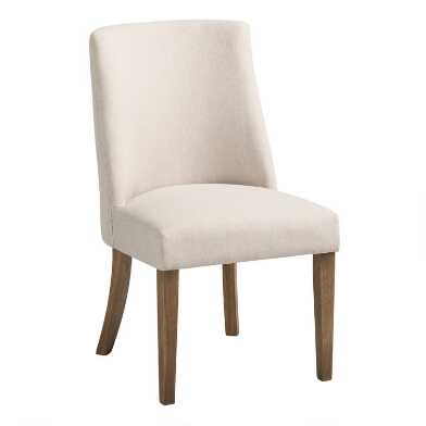 Lisette Upholstered Dining Chair Set Of 2