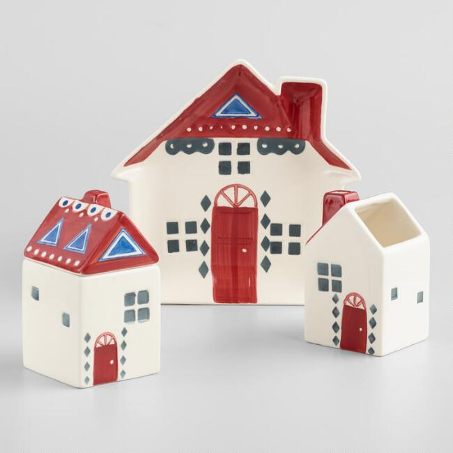 Nordic House Stoneware Collection