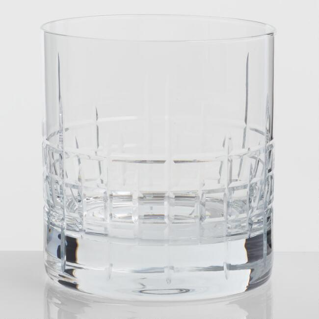 Schott Zwiesel Aberdeen Double Old Fashioned Glasses 2 Pack