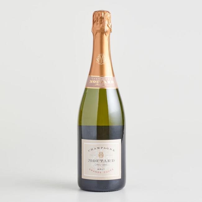 Moutard Brut Grand Cuvee Champagne