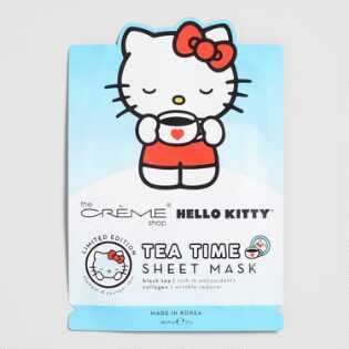 Hello Kitty Tea Time Korean Beauty Sheet Mask Set of 2