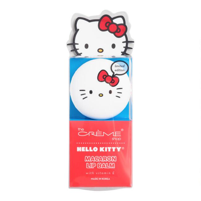Hello Kitty Berry Macaron Lip Balm by World Market