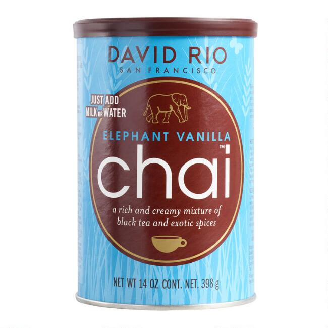 David Rio Elephant Vanilla Chai Mix
