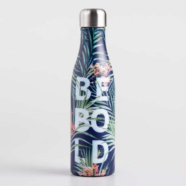 Be Bold Insulated Stainless Steel Water Bottle