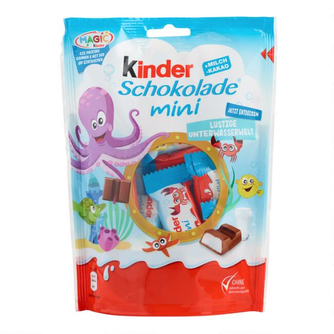 Kinder Chocolate Minis Bag