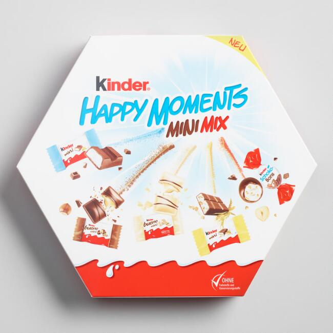 Kinder Happy Moments Chocolate Minis Box