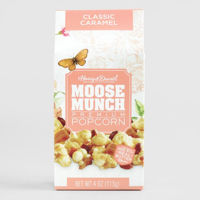 Harry & David Classic Caramel Moose Munch Popcorn