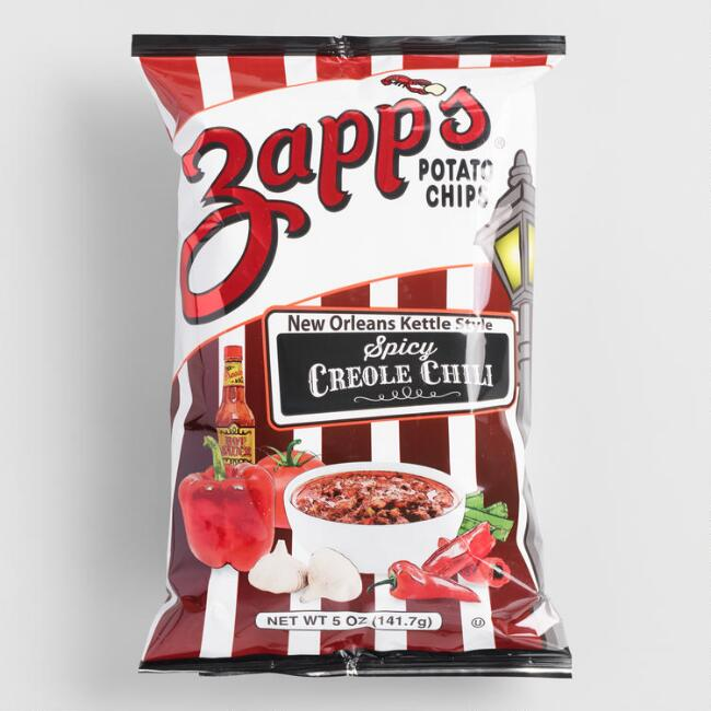Zapp's Spicy Creole Chili Potato Chips