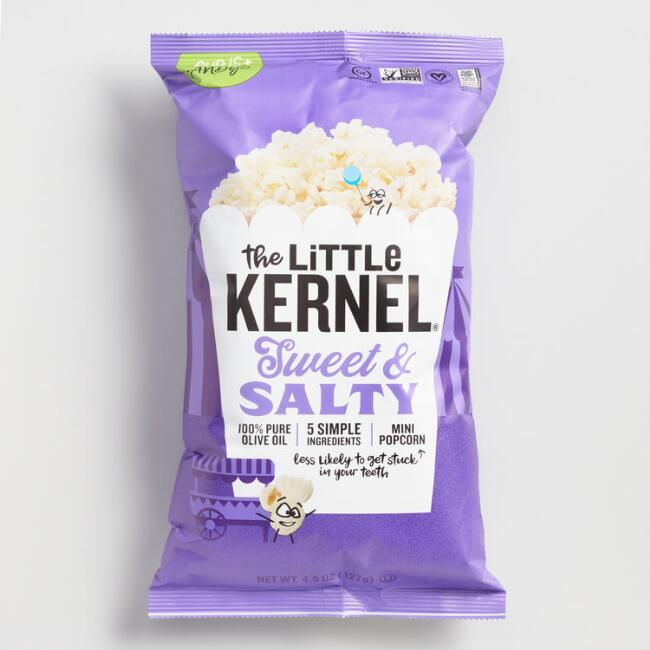 The Little Kernel Sweet And Salty Mini Popcorn