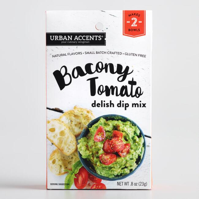 Urban Accents Bacony Tomato Dip Mix
