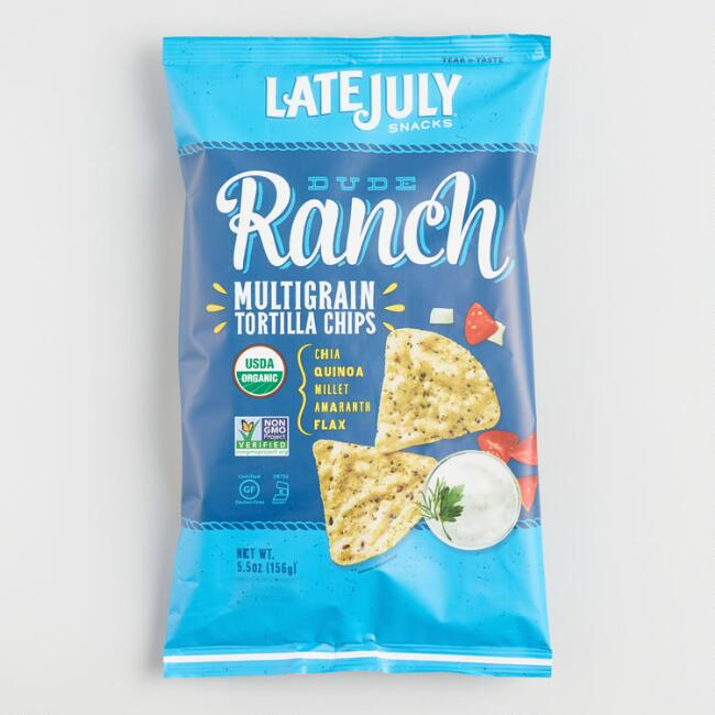 Late July Dude Ranch Multigrain Tortilla Chips