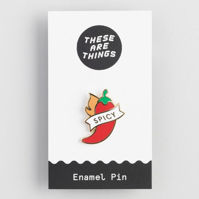 Spicy Chili Pin