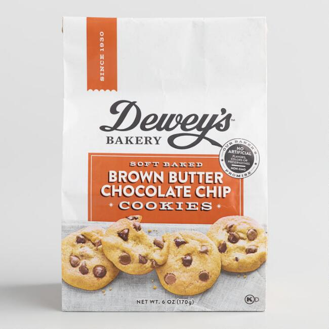 Dewey's Brown Butter Chocolate Chip Cookies
