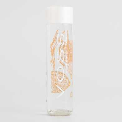 Voss Tangerine Lemongrass Sparkling Water Set of 12