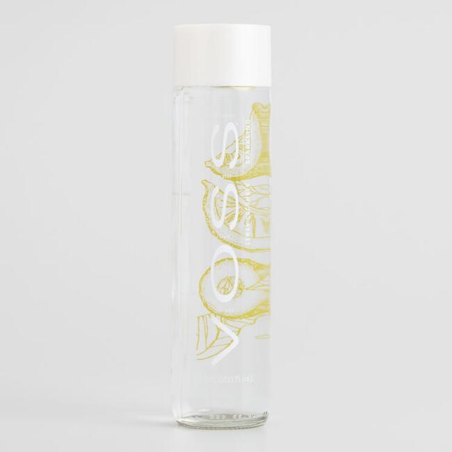 Voss Lemon Cucumber Sparkling Water