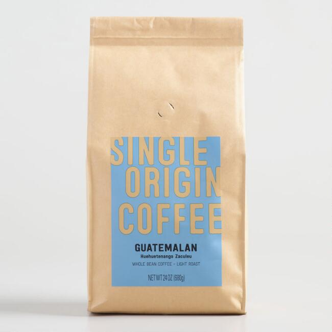 Single Origin Guatemalan Coffee