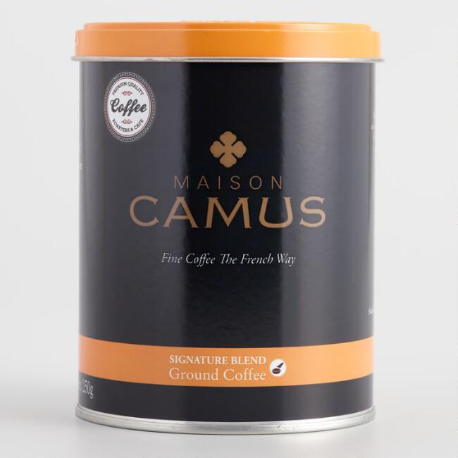 Maison Camus Signature Blend Ground Coffee