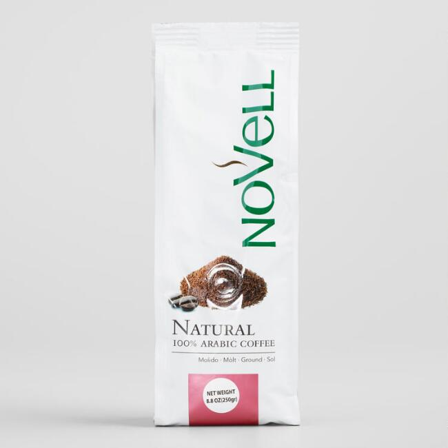 Novell Natural Ground Coffee