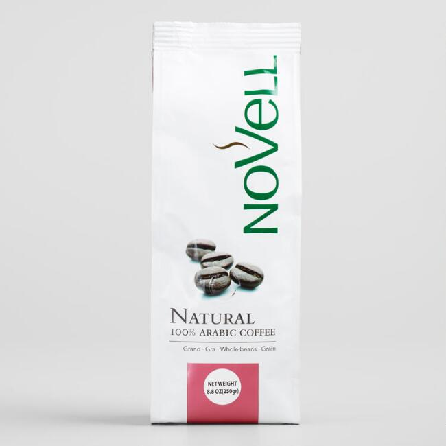 Novell Natural Whole Bean Coffee