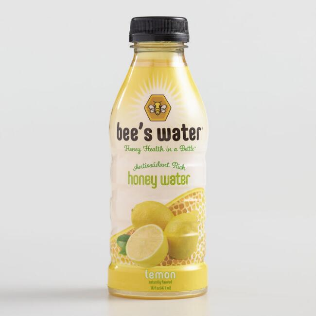 Bee's Water Lemon Honey Water