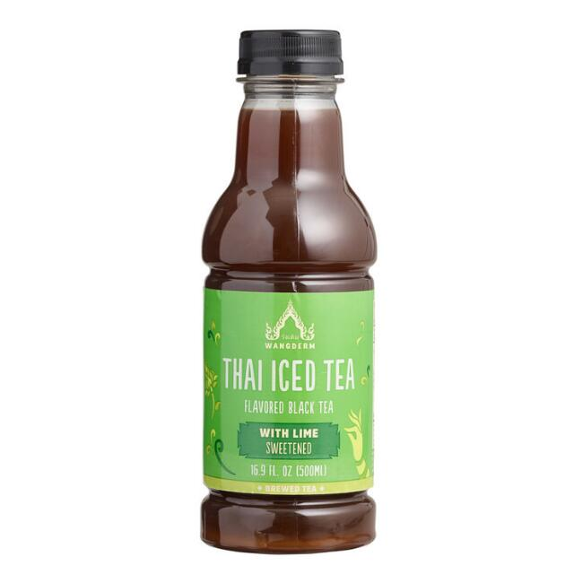 Wang Derm Lime Thai Iced Tea