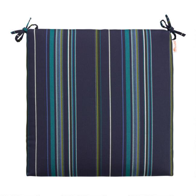 Sunbrella Cool Stripe Stanton Outdoor Chair Cushion