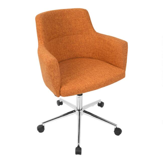Perry Upholstered Office Chair