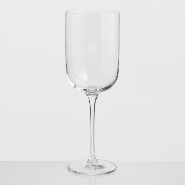 Linea Red Wine Glasses Set of 4
